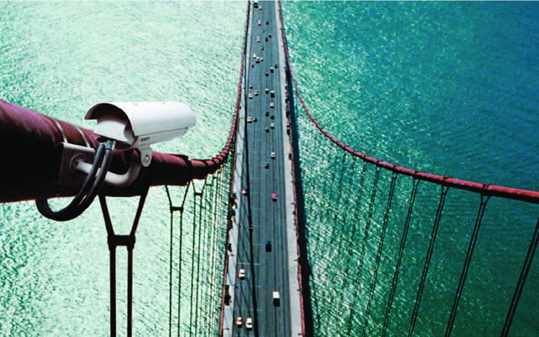 CCTV στην γέφυρα Ρίου – Αντιρίου