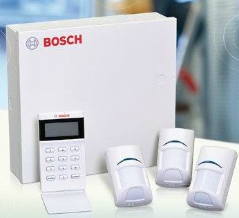 Νεό κιτ συναγερμού AMAX 2000 από τη Bosch