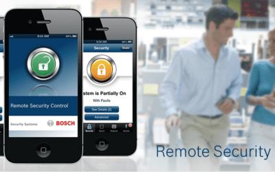 RSC+ εφαρμογή για την σειρά AMAX της BOSCH