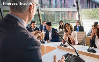 New Bosch DICENTIS Conference System
