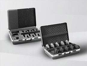 Νέες Βαλίτσες Μεταφοράς εξοπλισμού συνεδριακού συστήματος CCS 1000 D της Bosch
