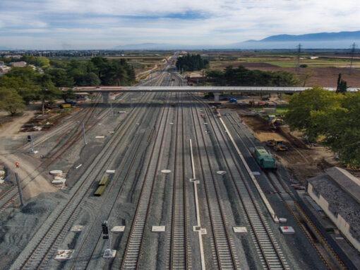 Σιδηροδρομικοί Σταθμοί: Τιθορέα – Δομοκός