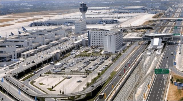 Διεθνές Αεροδρόμιο Αθηνών: Λειτουργία χώρου EXPRESS FACILITY