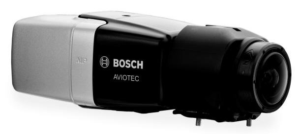 AVIOTEC IP starlight 8000 για ανίχνευση πυρκαγιάς μέσω βίντεο από τη BOSCH