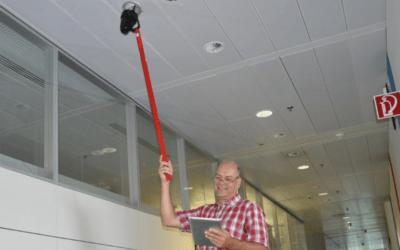 Ψηφιακός έλεγχος ανιχνευτών για τη σειρά Πινάκων Πυρανίχνευσης Modular της Bosch