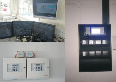 BSH – Σύστημα Πυρανίχνευσης στο κτήριο Αγ. Ι. Ρέντη