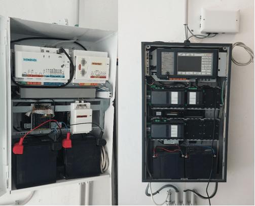 Συστήματα Ασφαλείας στις Σήραγγες Τ1 & T2 – Demir – Kapija- Smokvica στα Σκόπια