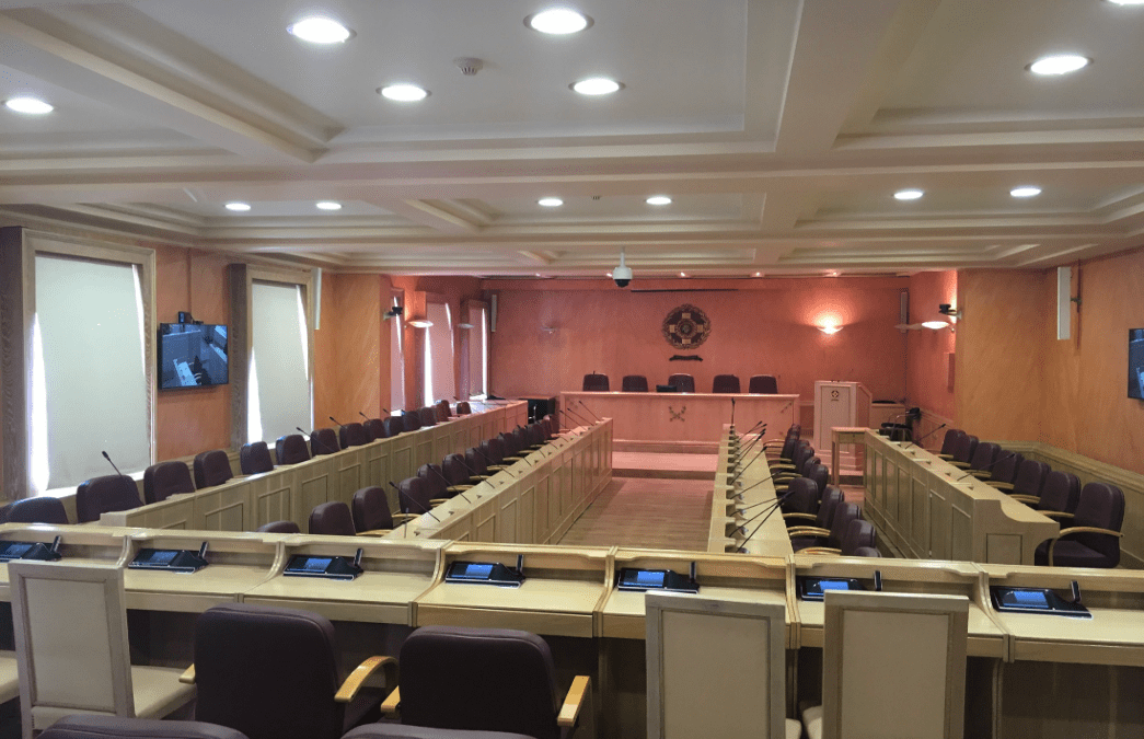 Δημαρχιακό Μέγαρο Δήμου Αθηναίων
