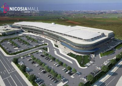 Νέο Εμπορικό Κέντρο NICOSIA MALL στη Λευκωσία