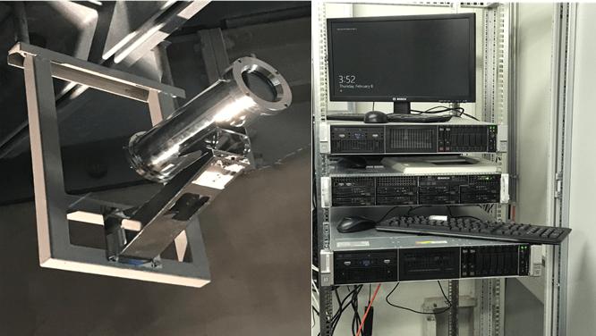 Σύστημα CCTV στο νέο Εργοστάσιο Πυριτίου PCC BakkiSilicon στην Ισλανδία