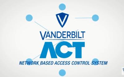 Συστήματα πρόσβασης ACT από την Vanderbilt